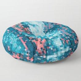 Cerulean Bust Floor Pillow