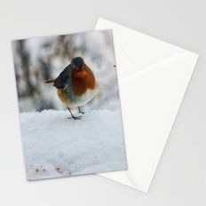 Robin Redbreast Stationery Cards