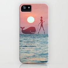 Whale Walk Slim Case iPhone (5, 5s)