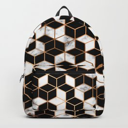 Marble & Geometry 005 Backpack