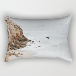 malibu coast / california Rectangular Pillow