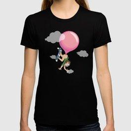 Don't Swallow Your Bubble Gum T-shirt