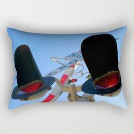 Rail Cro Rectangular Pillow