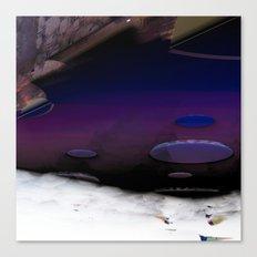 Sky Lie Canvas Print