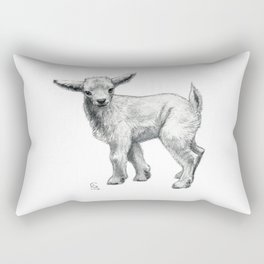 Little Goat Baby  SK134 Rectangular Pillow