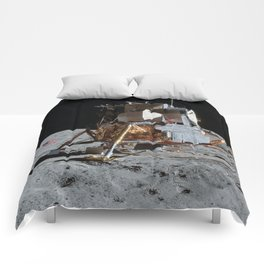 Apollo 14 - Lunar Module Comforters