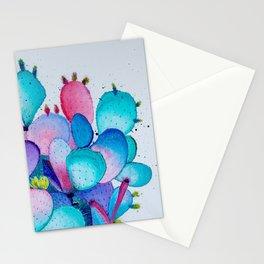 Cacti Frenzy Stationery Cards