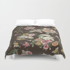 Botanic Wars Duvet Cover