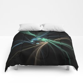 Fractal Convergence Comforters