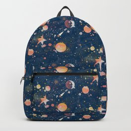 Painted Space Backpack