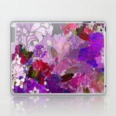 Purple Globes of Rhododendron  Laptop & iPad Skin
