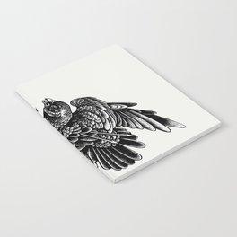 dead bird Notebook