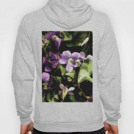 Wild Violets Hoody
