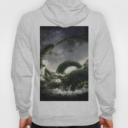 Jormungandr the Midgard Serpent Hoody