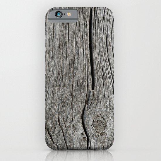 Wood Grain 1, Usona iPhone & iPod Case