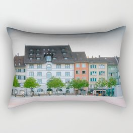 Herrenackerplatz Rectangular Pillow