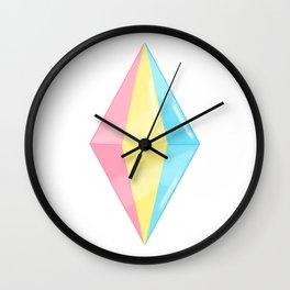 Plumbob Wall Clock