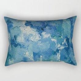 Oil painting Rectangular Pillow