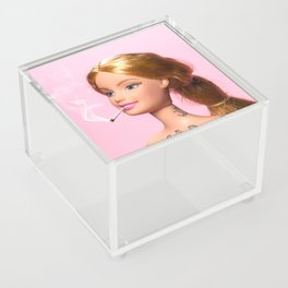 Doll Grown Up Acrylic Box