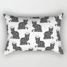 Cat Eyes Rectangular Pillow
