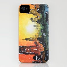 Sunset In the City iPhone (4, 4s) Slim Case
