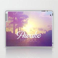 Psalm 57:8 Awake My Soul Laptop & iPad Skin