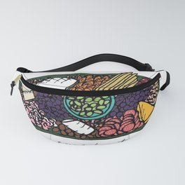 Charcuterie Love Fanny Pack