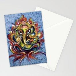 AUM Ganesha Stationery Cards