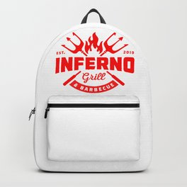 Inferno Grill and Kitchen Backpack