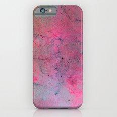 Pink Galaxy iPhone 6s Slim Case