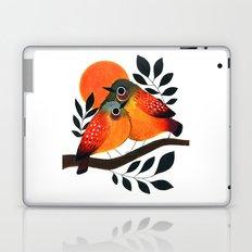 Fluffy Birds Laptop & iPad Skin