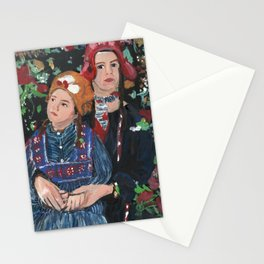 hungarian fairytale Stationery Cards