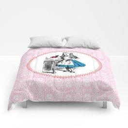 Alice in Wonderland | Drink Me Comforters