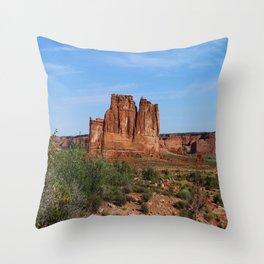 A Beautiful Place Throw Pillow