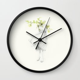 El Silencio Wall Clock