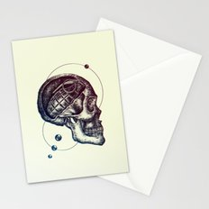 Death Mind Stationery Cards