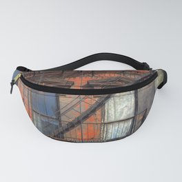 Urban Life 2 Photography Fanny Pack