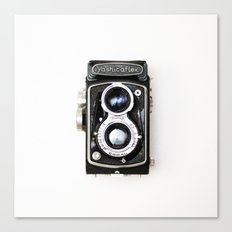 Yashica Retro Vintage Camera Canvas Print