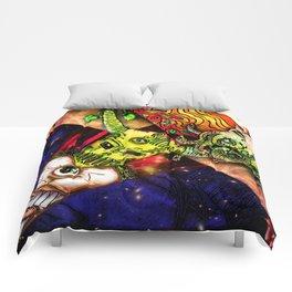 Intergalactic Guardian Constantin Comforters