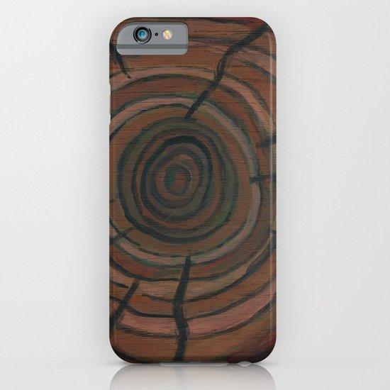 Tree Ring iPhone & iPod Case