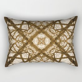 Gothic Branches Rectangular Pillow