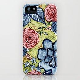 OLIVE GARDEN iPhone Case