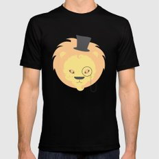 The Dandy-Lion Mens Fitted Tee Black MEDIUM