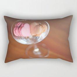 Valentine macarons Rectangular Pillow