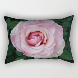 A rose from the mission gardens Rectangular Pillow