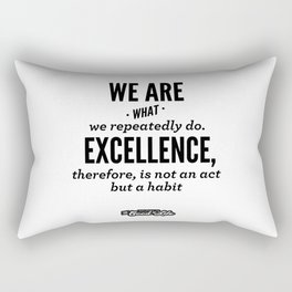 Excellence Rectangular Pillow