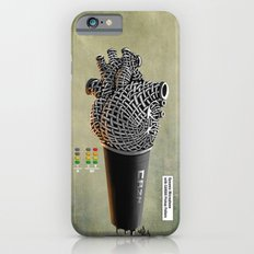 CRZN Dynamic Microphone - 002 iPhone 6s Slim Case
