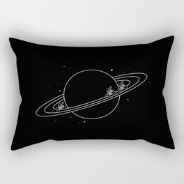 SPACE RACE Rectangular Pillow