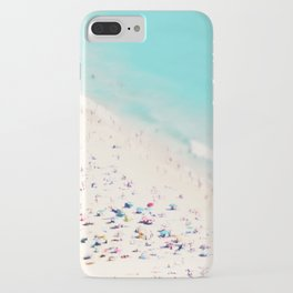 beach love III square iPhone Case
