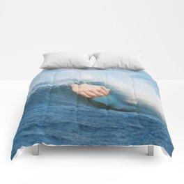 La Gran Ola Comforters
